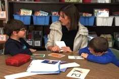 Concepts of Print in Kindergarten: Small Group