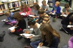 Analyzing Poetry in Third Grade