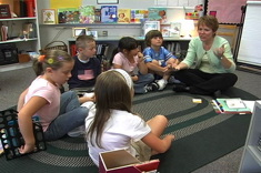 Noticing Interesting Words: Small-Group Vocabulary Lesson