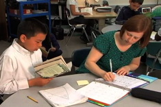 Inferring and Synthesis: Conferring Over Series Books