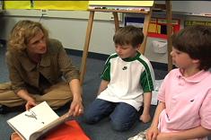 Teaching Stamina Strategies to First Graders